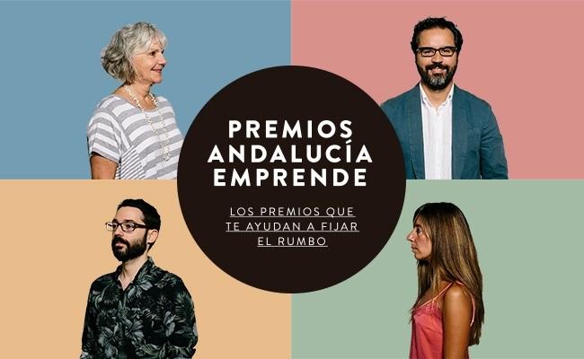 Premios Andalucía Emprende 2020 Cádiz