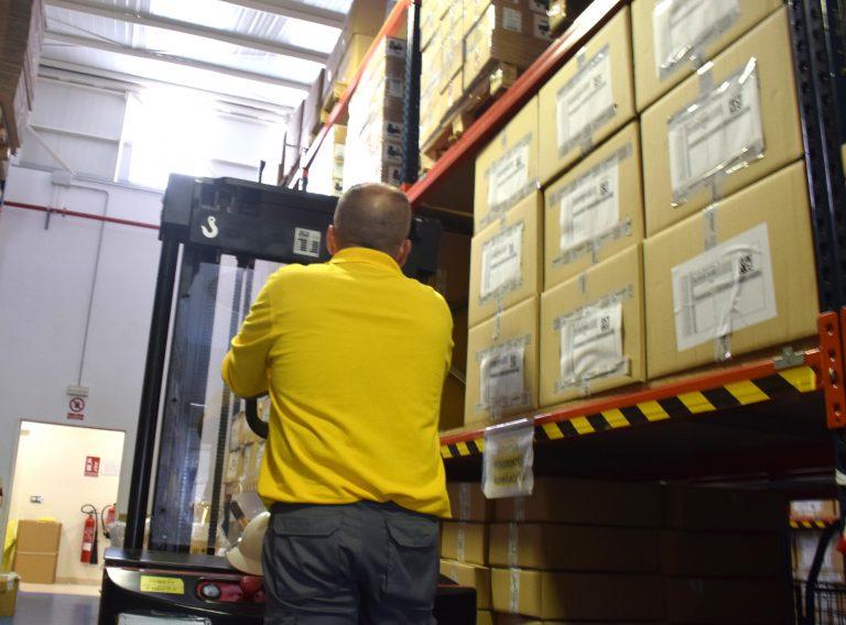 Digitalización en la cadena de suministro de Unei