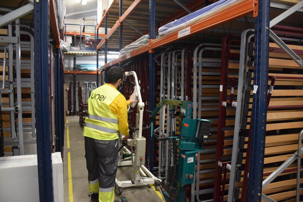 Unei da un paso más hacia la digitalización de sus servicios de Supply Chain