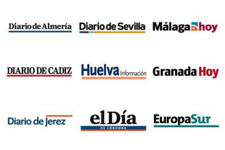 Cabeceras del Grupo Joly, que se hicieron eco del traslado de la fabricación de Mimov, de la empresa Unei, de China a Málaga